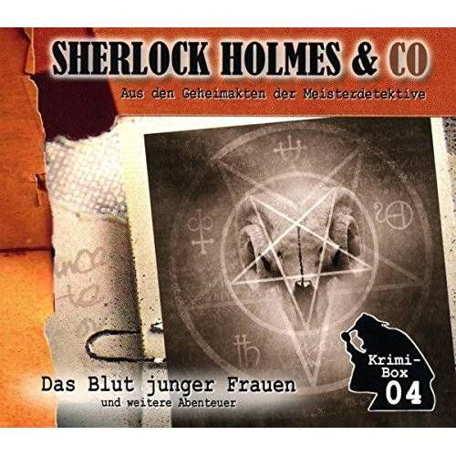 Sherlock Holmes & Co - Sherlock Holmes & Co-die Krimi Box 4 (3 Cds) - Preis vom 23.02.2021 06:05:19 h