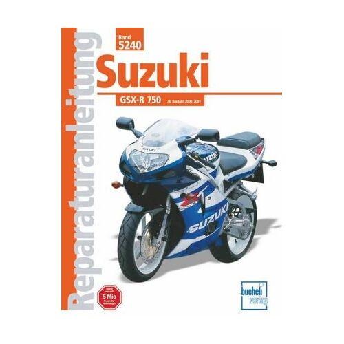 - Suzuki GSX-R 750 - Preis vom 11.10.2019 05:05:18 h