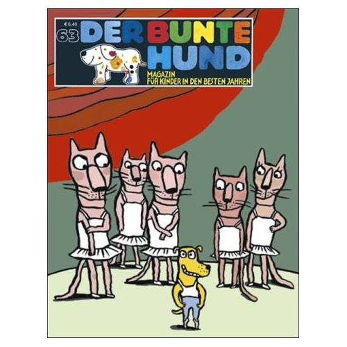 Hans-Joachim Gelberg - Der bunte Hund, Nr.63 : Der bunte Hund - Preis vom 02.07.2020 04:56:47 h
