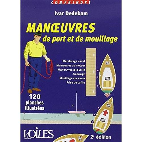 Ivar Dedekam - Manoeuvres de port et de mouillage - Preis vom 27.02.2021 06:04:24 h
