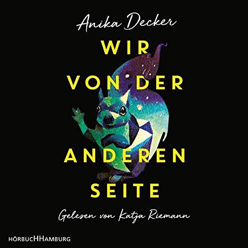 Anika Decker - Wir von der anderen Seite: 2 CDs - Preis vom 03.03.2021 05:50:10 h
