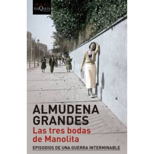 Almudena Grandes - Las tres bodas de Manolita (serie Almudena Grandes) - Preis vom 20.10.2020 04:55:35 h