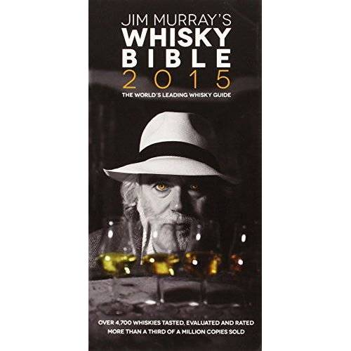 Jim Murray - Jim Murray's Whisky Bible 2015 - Preis vom 19.10.2020 04:51:53 h