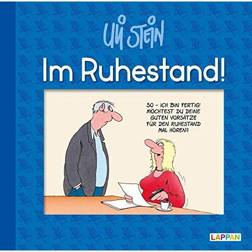 Uli Stein - Im Ruhestand! - Preis vom 10.09.2020 04:46:56 h