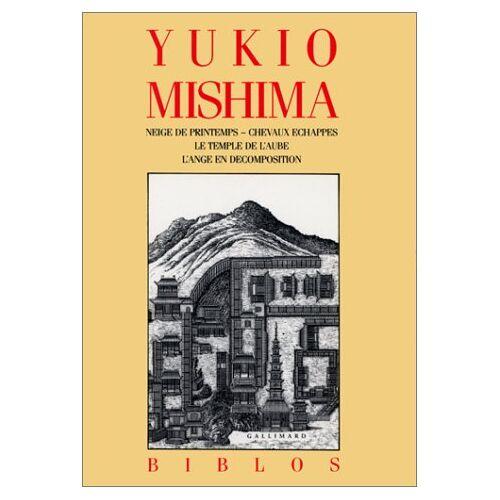 Yukio Mishima - La Mer de la fertilité (Biblos) - Preis vom 15.04.2021 04:51:42 h