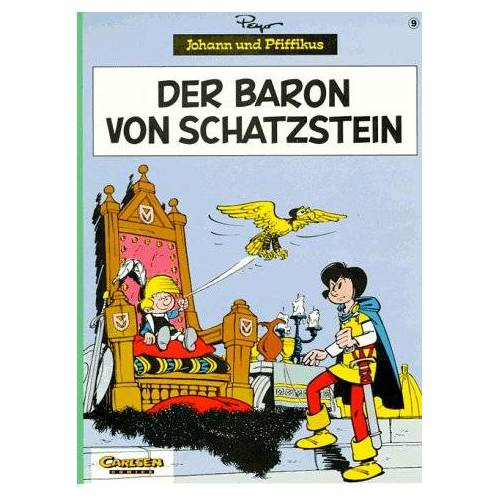 Peyo - Johann und Pfiffikus, Bd.9, Der Baron von Schatzstein - Preis vom 10.09.2020 04:46:56 h