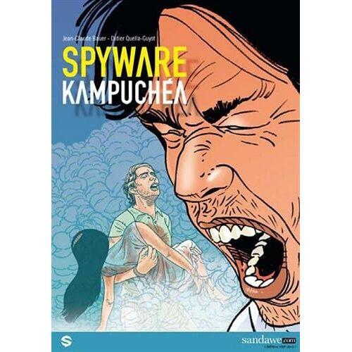 Didier Quella-Guyot - Spyware Otaku, Tome 2 : Kampuchéa - Preis vom 20.10.2020 04:55:35 h