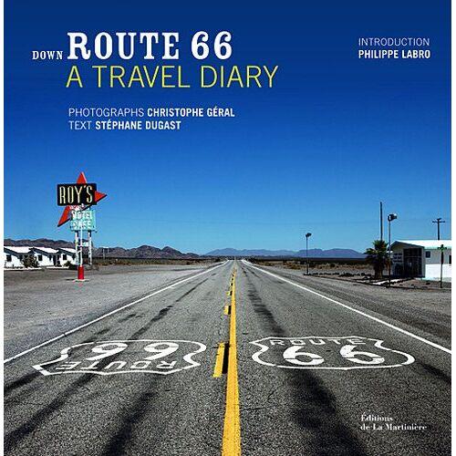 - Down route 66, a travel diary - Preis vom 06.09.2020 04:54:28 h