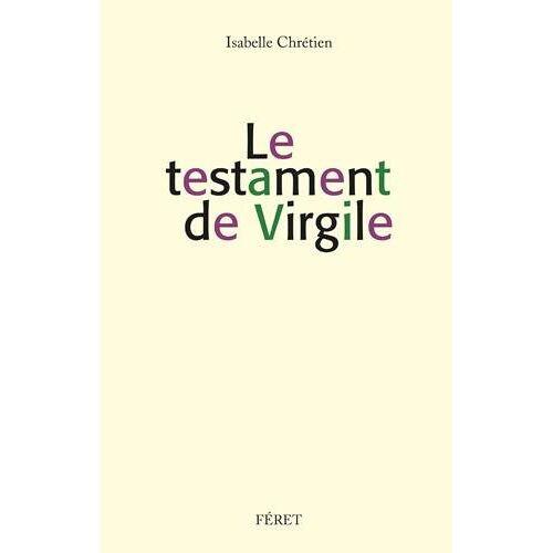 - Le testament de Virgile - Preis vom 11.04.2021 04:47:53 h