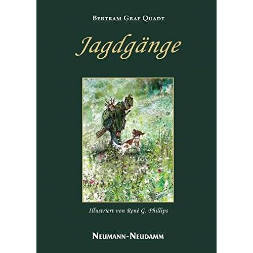 Bertram Graf Quadt - Jagdgänge - Preis vom 20.10.2020 04:55:35 h