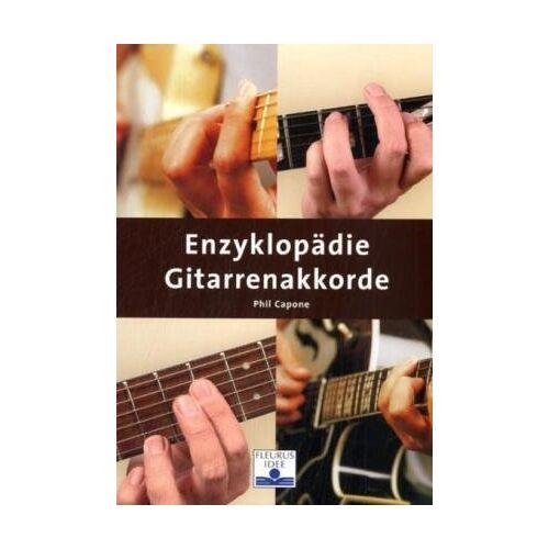 Phil Capone - Enzyklopädie Gitarrenakkorde - Preis vom 15.05.2021 04:43:31 h