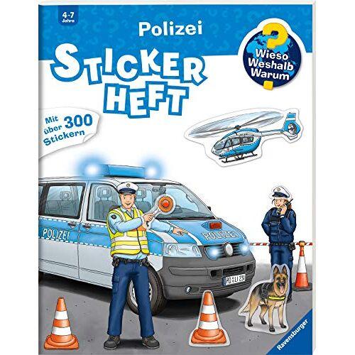 - Polizei (Wieso? Weshalb? Warum? Stickerheft) - Preis vom 18.04.2021 04:52:10 h