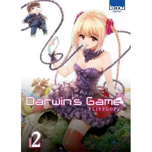 FLIPFLOPs - Darwin's Game, Tome 2 : - Preis vom 09.04.2020 04:56:59 h