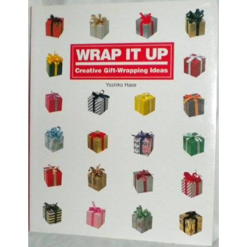 Yoshiko Hase - Wrap It Up: Creative Gift-Wrapping Ideas: Creating Gift Wrapping Ideas - Preis vom 14.04.2021 04:53:30 h