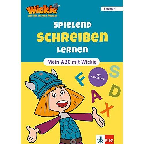- Wickie und die starken Männer - ABC-Lernspaß mit Wickie: Spielend schreiben lernen - Preis vom 10.05.2021 04:48:42 h