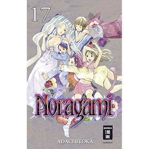 Adachitoka - Noragami 17 - Preis vom 03.05.2021 04:57:00 h