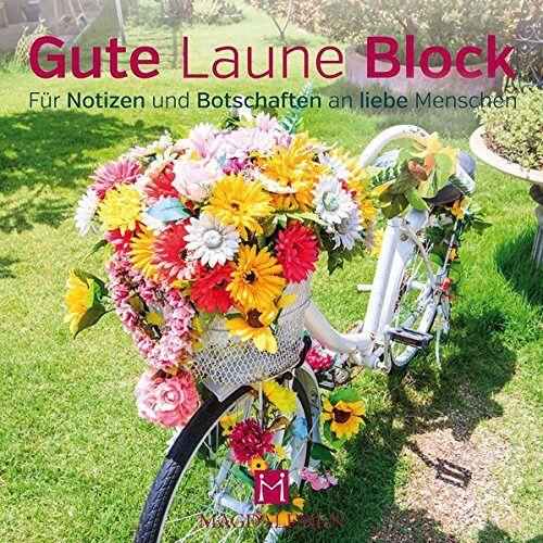 - Gute Laune Block Fahrrad - Preis vom 25.05.2020 05:02:06 h