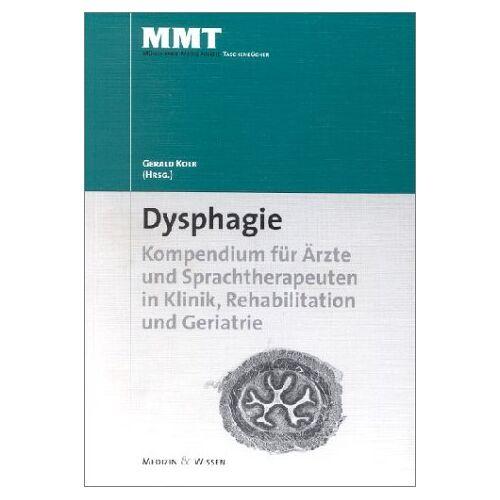 Gerd Kolb - Dysphagie - Preis vom 19.10.2020 04:51:53 h