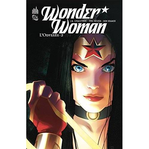 JM Stracynski - Wonder Woman : l'Odyssée, tome 2 - Preis vom 03.05.2021 04:57:00 h