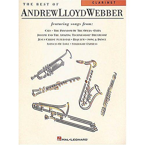 Webber, Andrew Lloyd - The Best of Andrew Lloyd Webber - Preis vom 12.04.2021 04:50:28 h