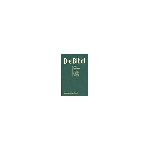 - Die Bibel nach der Übersetzung Martin Luthers - Preis vom 18.04.2021 04:52:10 h