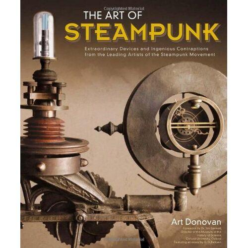 Art Donovan - The Art of Steampunk - Preis vom 28.11.2020 05:57:09 h