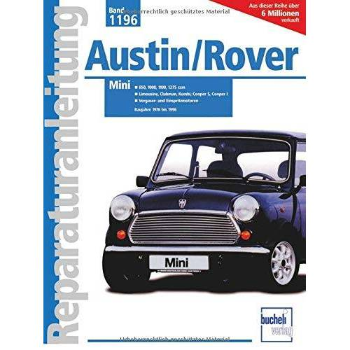 Peter Russek - Austin/Rover - Mini - Preis vom 27.01.2021 06:07:18 h