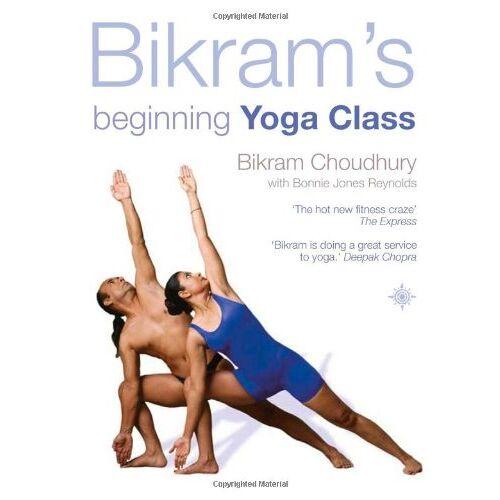 Bikram Choudhury - Bikram's Beginning Yoga Class - Preis vom 14.04.2021 04:53:30 h
