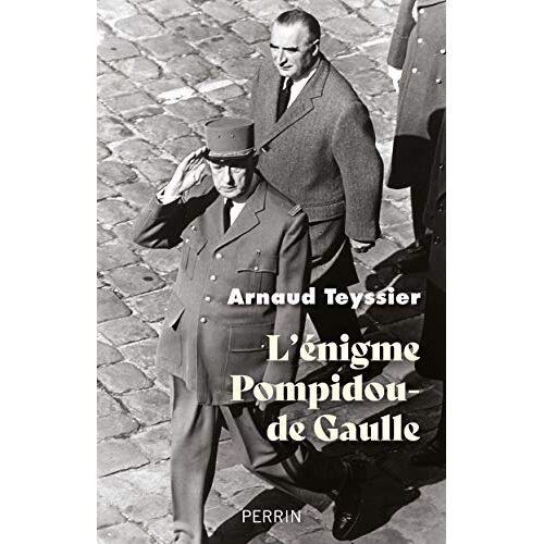 - L'énigme Pompidou-De Gaulle - Preis vom 12.04.2021 04:50:28 h