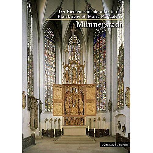 - Münnerstadt: Der Riemenschneider-Altar in der Pfarrkirche - Preis vom 20.10.2020 04:55:35 h