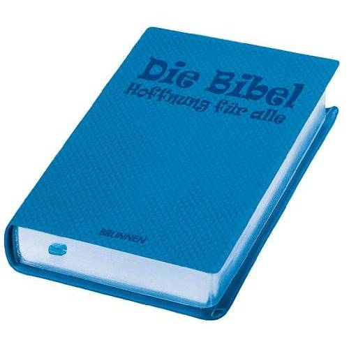 Brunnen Verlag Basel - Hoffnung für alle, Pop Edition - Preis vom 14.04.2021 04:53:30 h