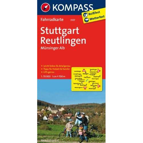 - Stuttgart - Reutlingen - Münsinger Alb: Fahrradkarte. GPS-genau. 1:70000 (KOMPASS-Fahrradkarten Deutschland) - Preis vom 25.05.2020 05:02:06 h