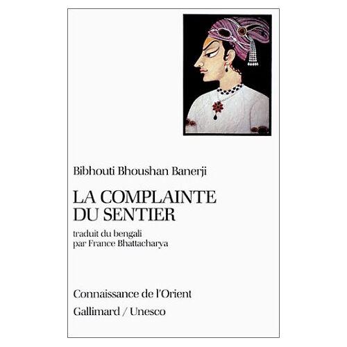Banerji, Bibhouti Bhoushan - La Complainte du sentier (Conn Orient 2) - Preis vom 05.10.2020 04:48:24 h