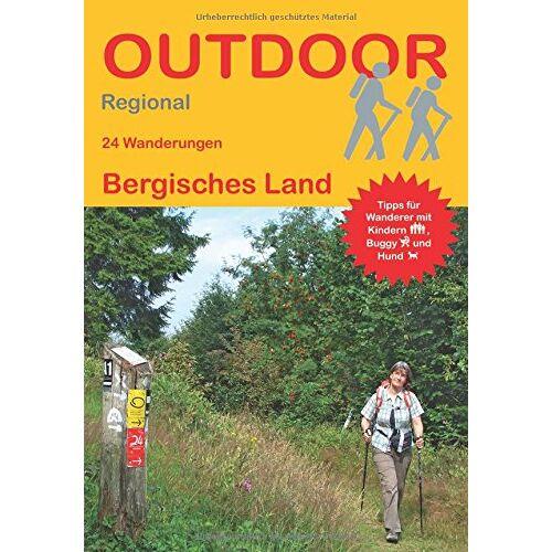 Susanne Hartmann - Bergisches Land: 24 Wanderungen Bergisches Land - Preis vom 26.01.2021 06:11:22 h