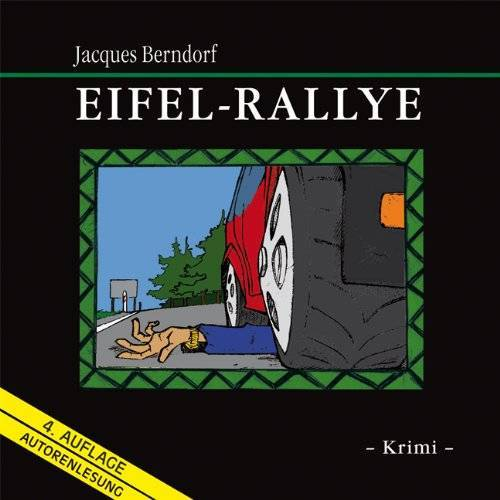 Jacques Berndorf - Eifel-Rallye - Preis vom 26.10.2020 05:55:47 h