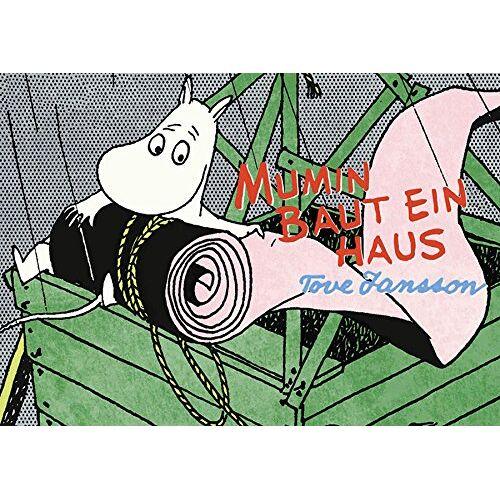 Tove Jansson - Mumin baut ein Haus (Mumins) - Preis vom 20.10.2020 04:55:35 h