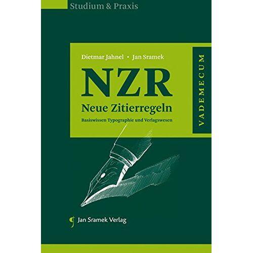 Dietmar Jahnel - NZR: Ein Leitfaden - Preis vom 15.04.2021 04:51:42 h