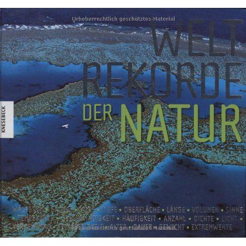 Science Et Vie - Weltrekorde der Natur - Preis vom 03.05.2021 04:57:00 h