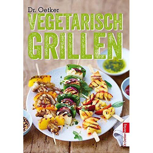 Dr. Oetker - Vegetarisch Grillen - Preis vom 25.01.2021 05:57:21 h