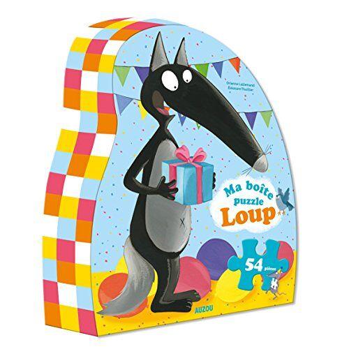 - Ma boîte puzzle Loup : 54 pièces - Preis vom 10.05.2021 04:48:42 h