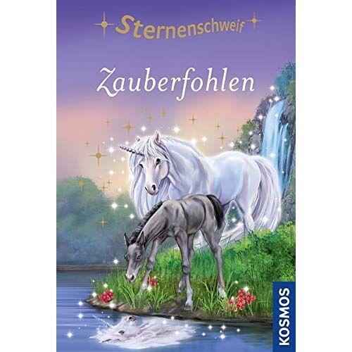 Linda Chapman - Sternenschweif, 60, Zauberfohlen: Jumboband mit zauberhaftem Fensterbild zum Selberbasteln - Preis vom 24.01.2021 06:07:55 h