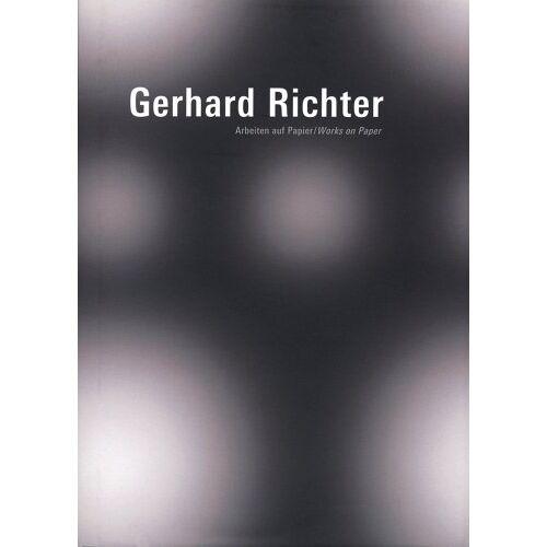 Gerhard Richter - Arbeiten auf Papier: Works on Paper - Preis vom 19.01.2021 06:03:31 h