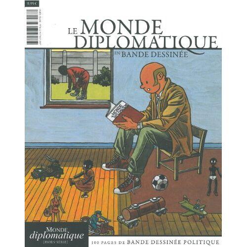 David Vandermeulen - Le Monde diplomatique, Hors série : Le monde diplomatique en bande dessinée - Preis vom 21.10.2020 04:49:09 h