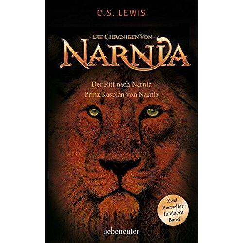 Lewis, Clive Staples - Der Ritt nach Narnia / Prinz Kaspian von Narnia: Die Chroniken von Narnia Bd. 3 und 4 - Preis vom 20.10.2020 04:55:35 h