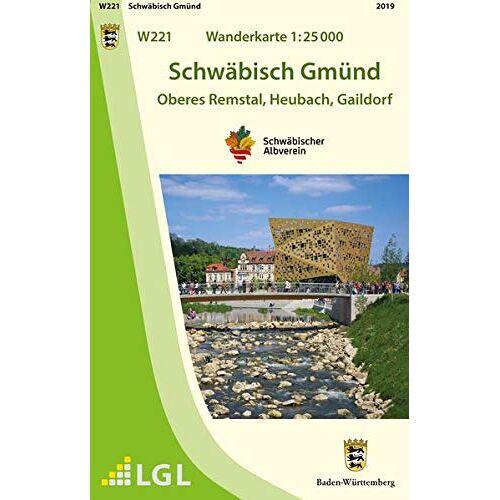 LGL - Schwäbisch Gmünd: Oberes Remstal, Heubach, Gaildorf - Preis vom 18.04.2021 04:52:10 h