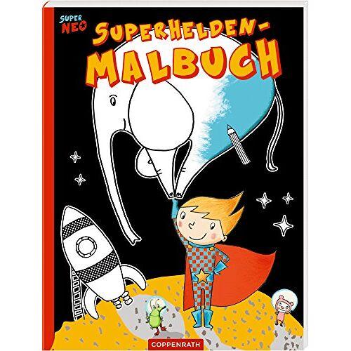 - Super Neo: Superhelden-Malbuch - Preis vom 25.10.2020 05:48:23 h
