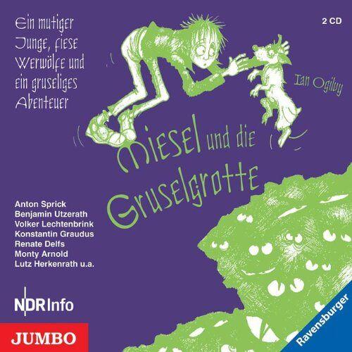 Ian Ogilvy - Miesel und die Gruselgrotte - Preis vom 13.05.2021 04:51:36 h