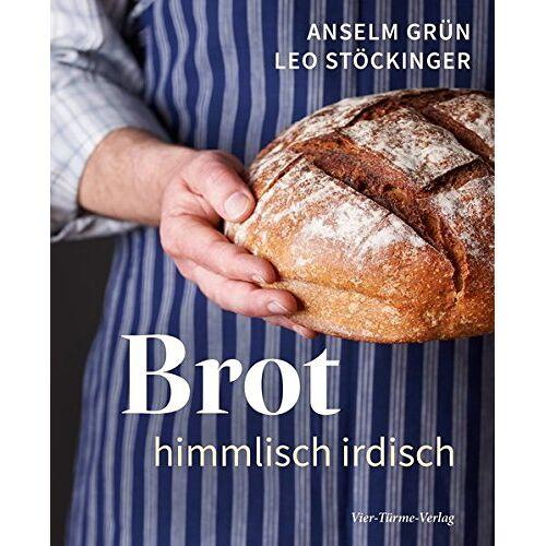 Anselm Grün - Brot. Himmlisch irdisch - Preis vom 15.04.2021 04:51:42 h