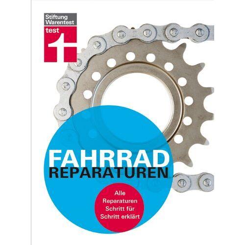 Ulf Hoffmann - Fahrrad-Reparaturen. Alle Reparaturen Schritt für Schritt erklärt - Preis vom 16.01.2021 06:04:45 h