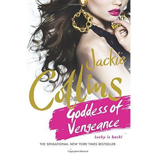 Jackie Collins - Goddess of Vengeance (Lucky Santangelo) - Preis vom 21.10.2020 04:49:09 h
